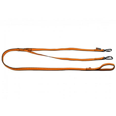 Bungee leash double Non-stop - ligne 2 chiens