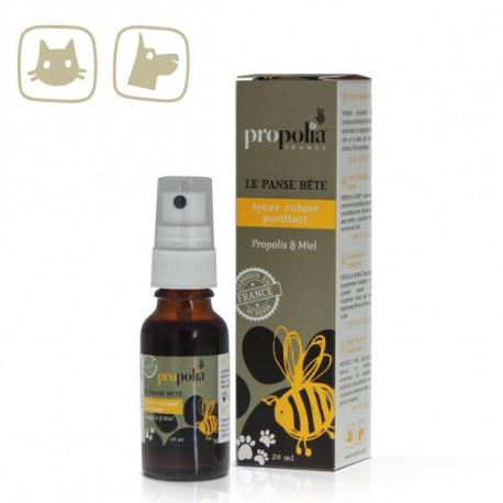 Spray cutané  Panse Bête Propolia