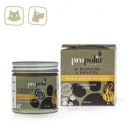 Baume peau et coussinets Propolia