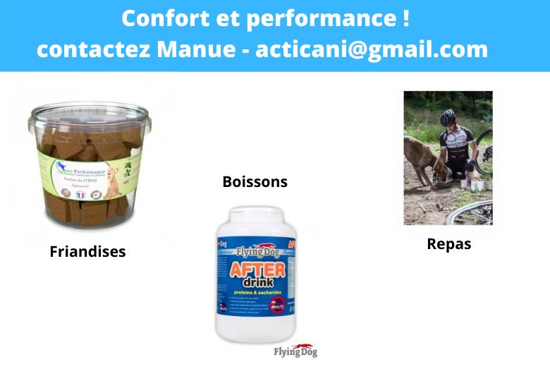 Compléments alimentaires pour la performance